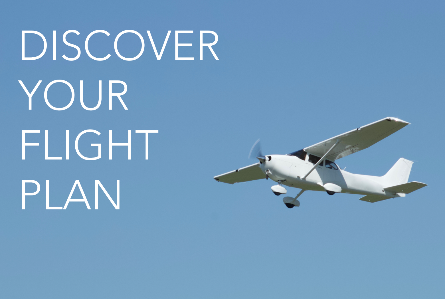 Discover your Flight Plan